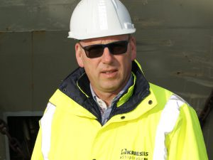 Mr Kriesels - Kriesels Shipbroker
