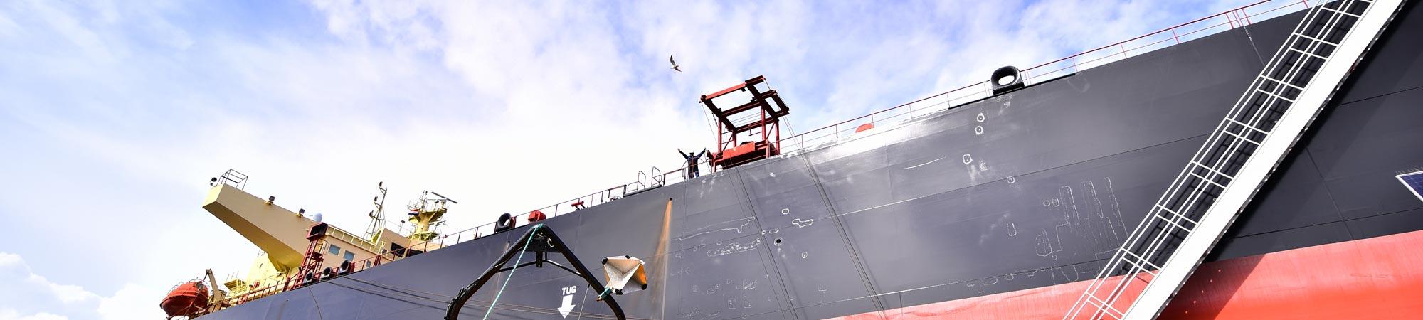 Kriesels Shipbroker B.V. kan voorzien in vrijwel elk denkbaar scheepstype
